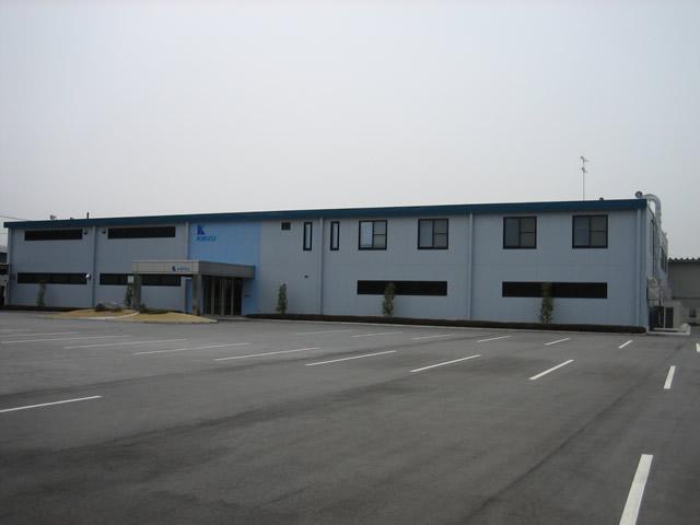 桐生株式会社本社工場