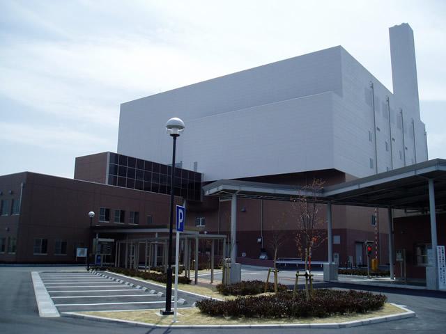 中部清掃組合リサイクルセンター